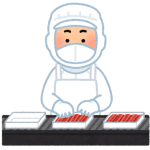 TSK1095☆工場内で検品、梱包業務☆土日祝休み☆空調完備☆男女活躍中