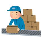 TSK1064 未経験OK 倉庫内軽作業 通販商品のラベル貼り・ハンディースキャン
